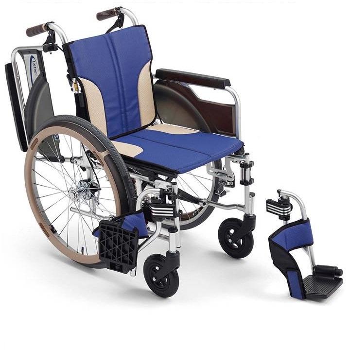 アルミ自走車いすスキット400B/SKT-400B