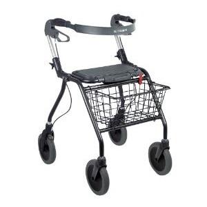 歩行車 オパルブラック 5200 大サイズ / 3080-061